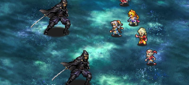 Romancing Saga Re Universe - Main Quest VH4-1-5