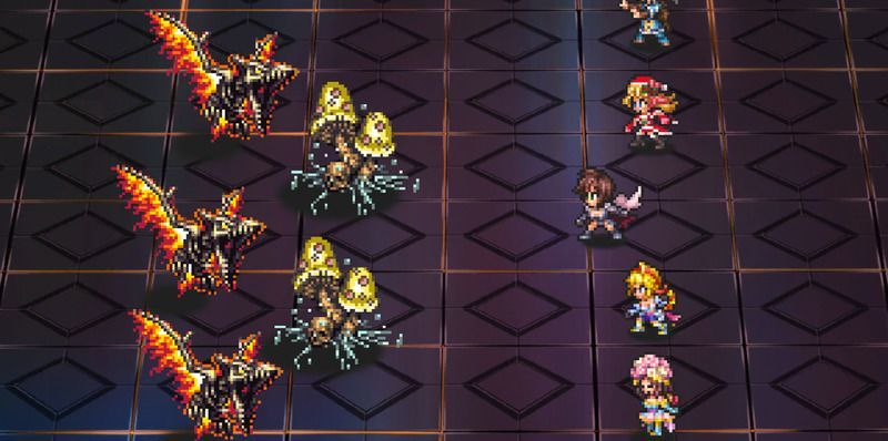 Romancing Saga Re Universe - Main Quest H7-1-3