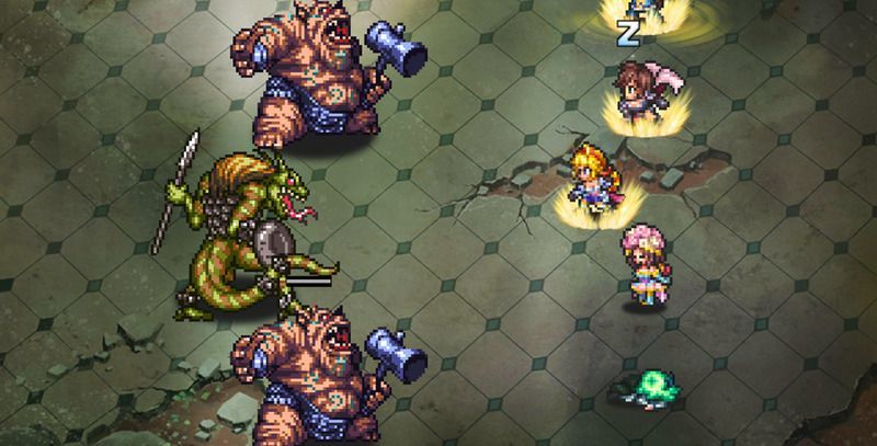 Romancing Saga Re Universe - Main Quest 7-2-1