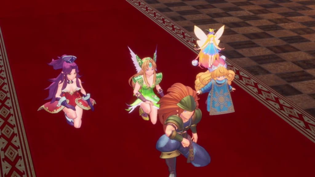 Trials of Mana - Chapter 1: Kingdom of Valsena - Find a way to Beiser