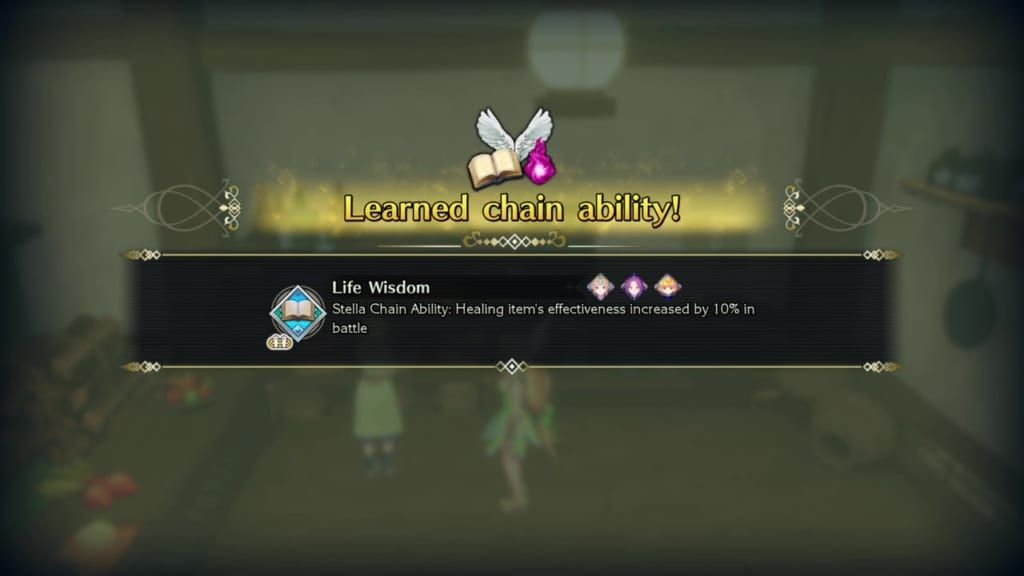 Trials of Mana - Chapter 1: Kingdom of Valsena - Chain Ability Life Wisdom