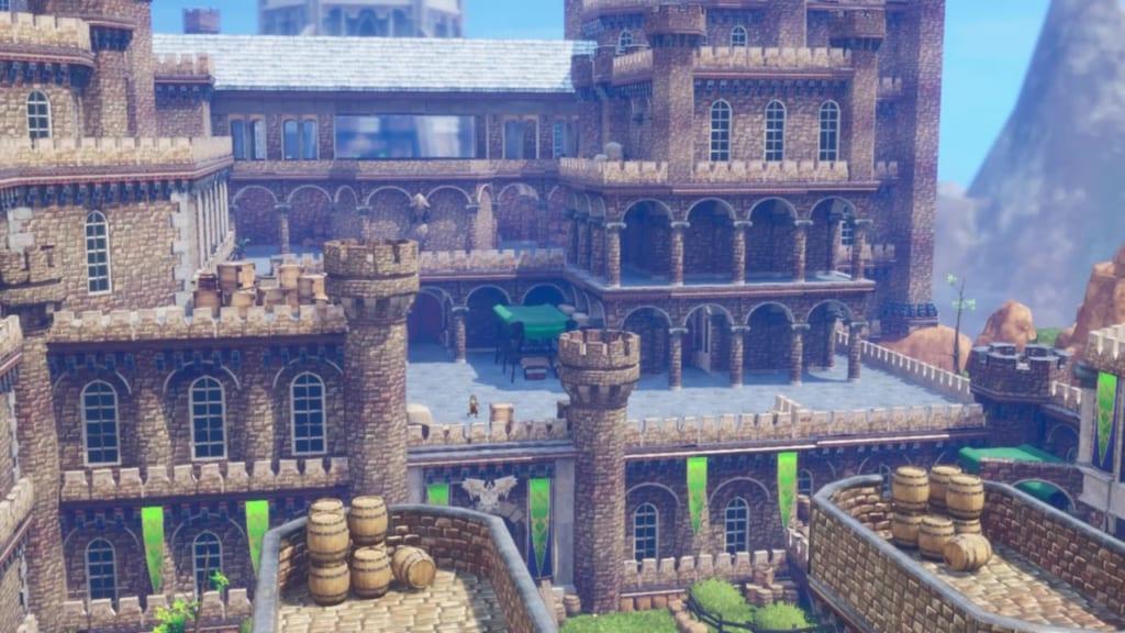 Trials of Mana - Chapter 2: Citadel of Laurent