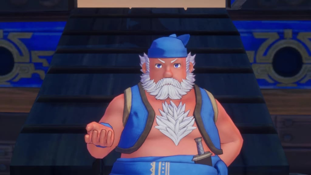Trials of Mana - Chapter 1: Merchant Town Beiser - Skipper