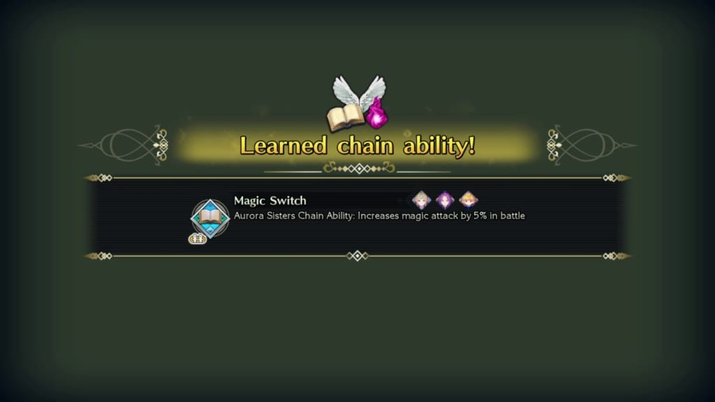 Trials of Mana - Chapter 1: Merchant Town Beiser - Chain Ability - Magic Switch