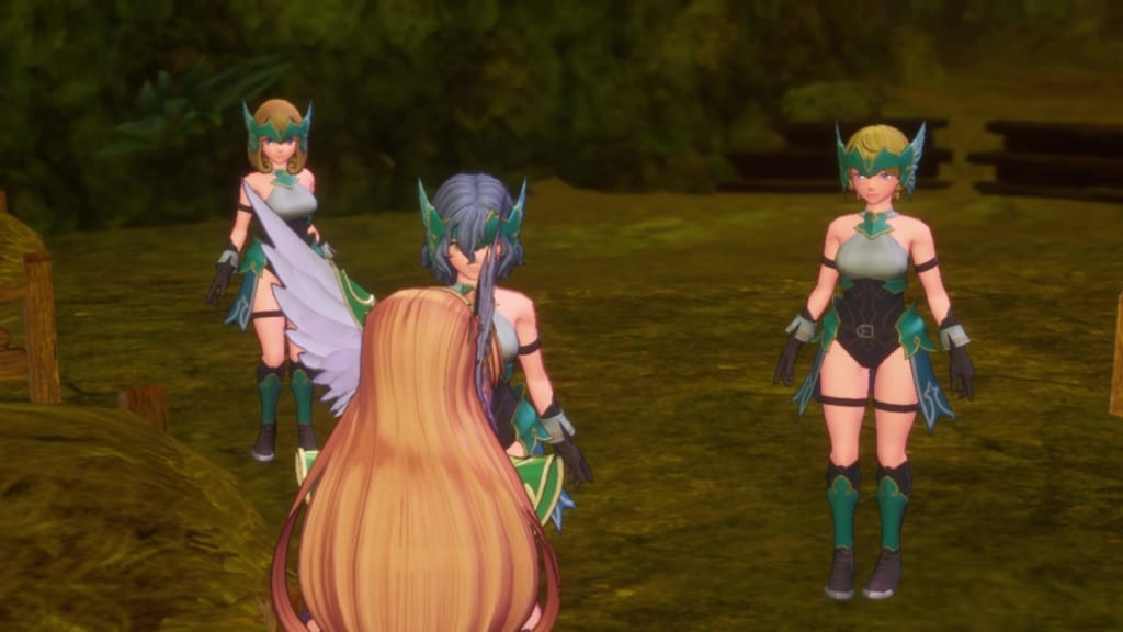 Trials of Mana - Chapter 2: Laurent Secret Base - Amazon Guards