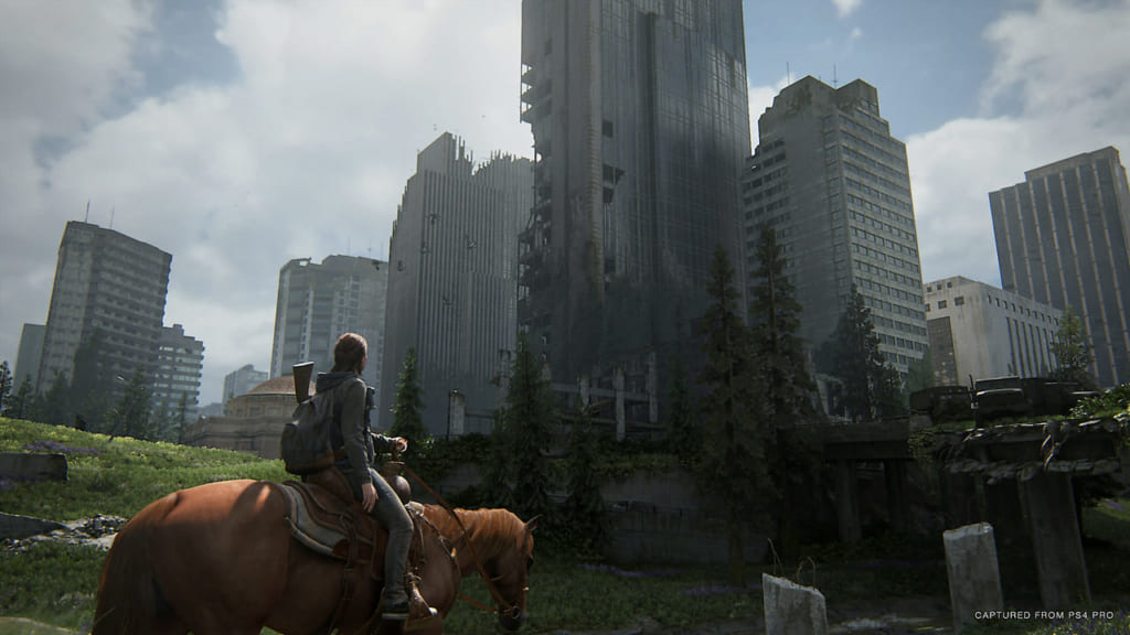 The Last of Us 2 - Walkthrough and Strategy Guide