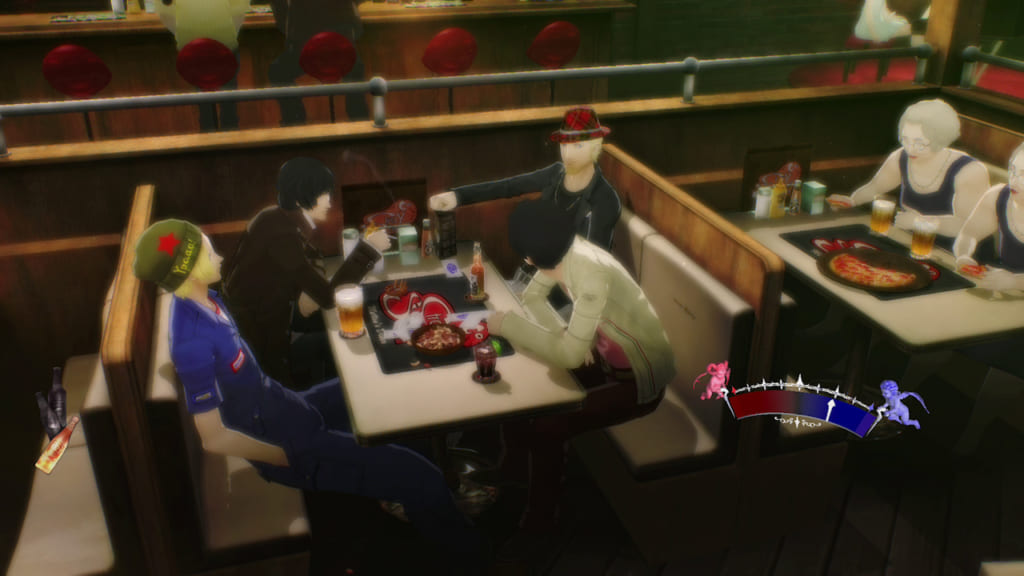 Catherine: Full Body - Stray Sheep Bar