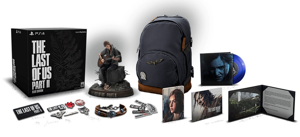 The Last of Us 2 - Game Editions