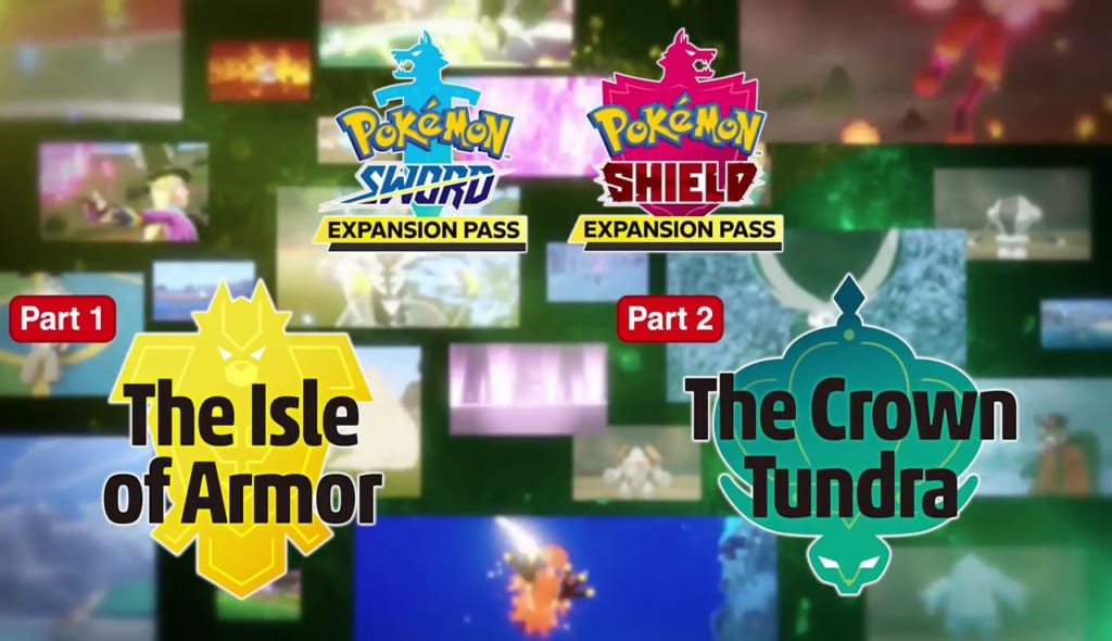 Pokemon Sword and Shield - What We Know So Far From the Expansion Pass