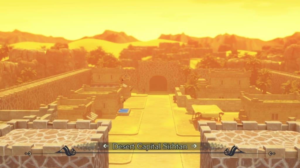 Trials of Mana Remake - Chapter 3: Desert Capital Sirhtan