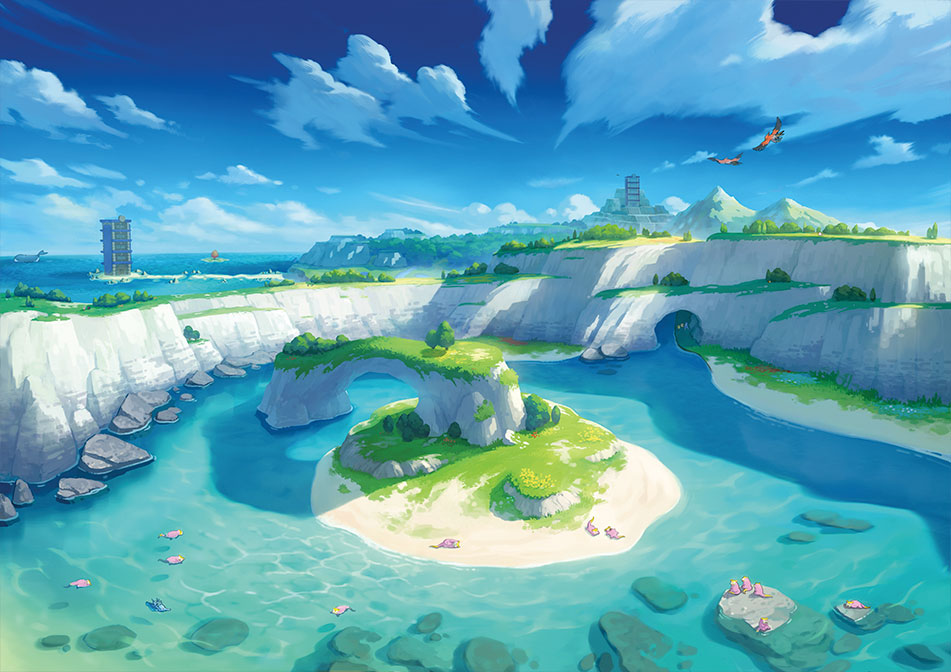 Pokemon Sword and Shield - How to Access the Isle of Armor DLC