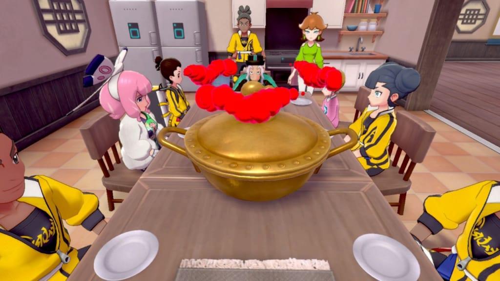 Pokemon Sword and Shield - Max Soup
