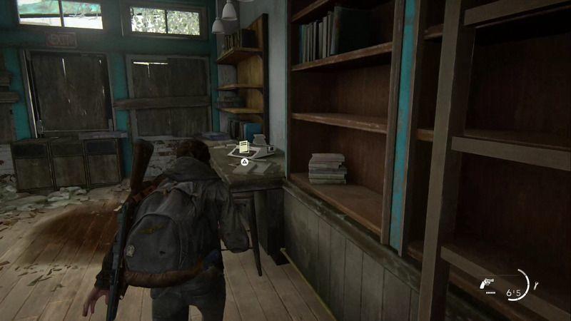 The Last of Us 2 - Training Manual Location 2 - Last Round