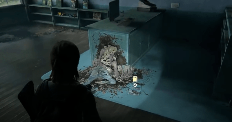 The Last of Us 2 - Training Manual Location 3 - Outdoor Sportsman