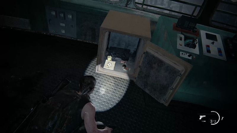 The Last of Us 2 - Training Manual Location 8 - Identify, Counter, and Destroy
