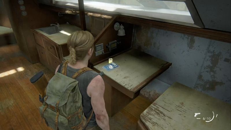 The Last of Us 2 - Training Manual Location 5 - David vs Goliath