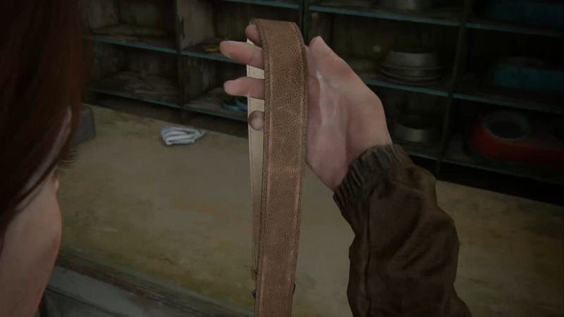 The Last of Us 2 - All Weapon Holster Locations