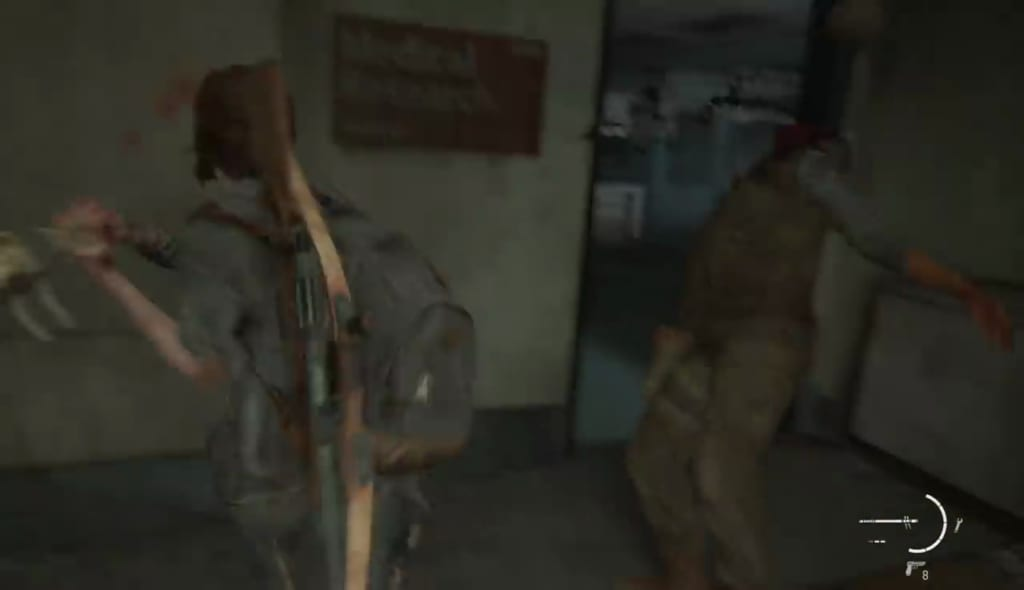 The Last of Us 2 - How to Defeat WLF