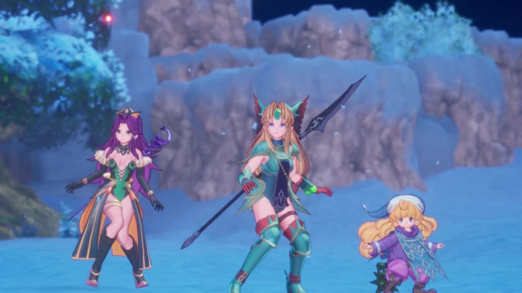 Trials of Mana Remake - Chapter 3: Frostbite Fields - Search for the Elementals