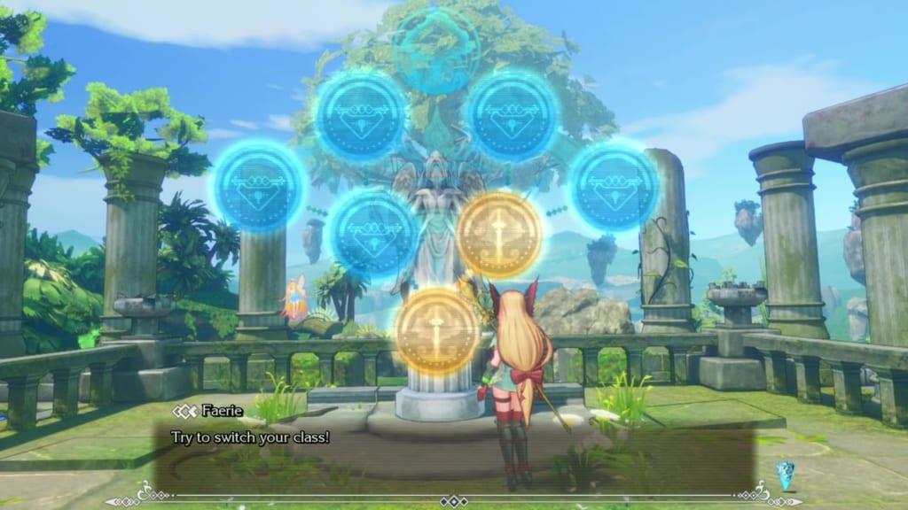 Trials of Mana Remake - Special Mana Statue