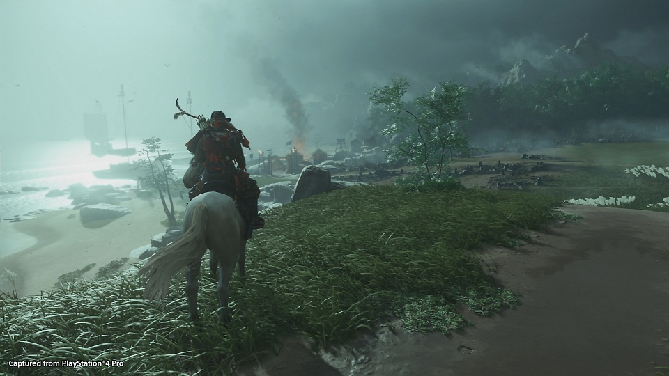 Ghost of Tsushima - Game Overview