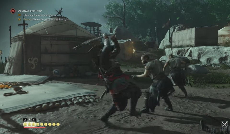 Ghost of Tsushima - Stance List and Guide