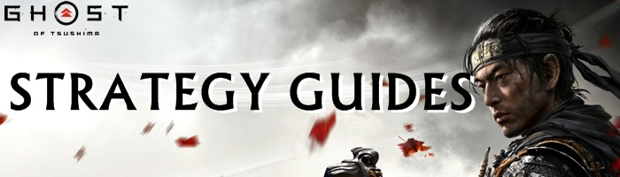 Ghost of Tsushima - Strategy Guides Banner