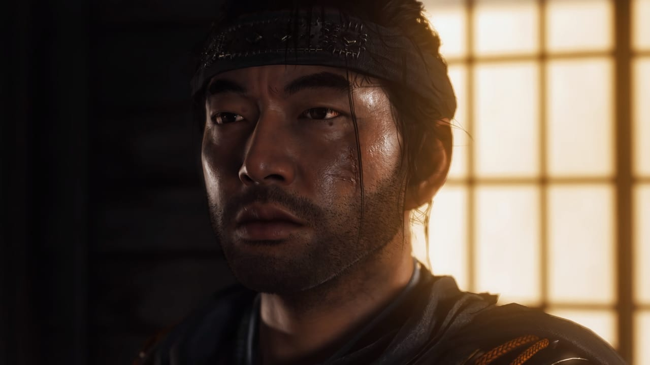 Ghost of Tsushima - Jin Sakai