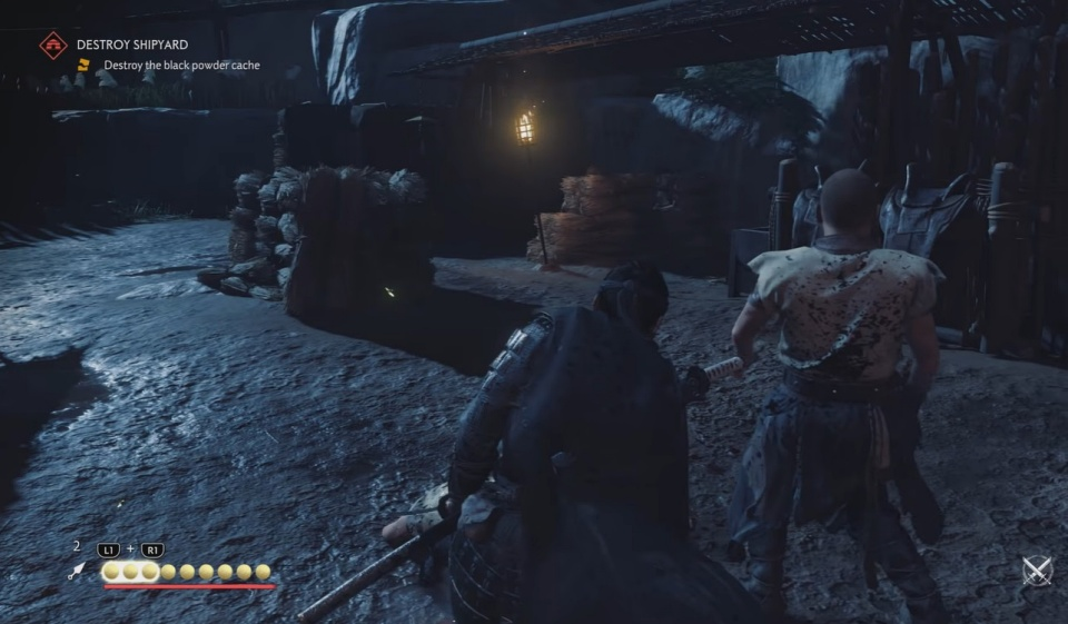 Ghost of Tsushima - Techniques Guides