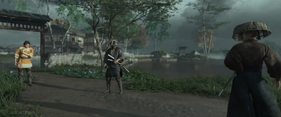 Ghost of Tsushima - Side Quest Bosses