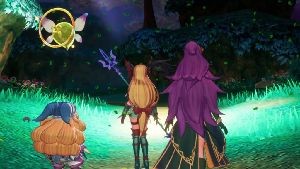 Trials of Mana Remake - Chapter 3: Lampbloom Woods - Find the Elfin Elder