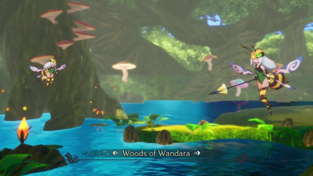 Trials of Mana Remake - Chapter 5: Woods of Wandara