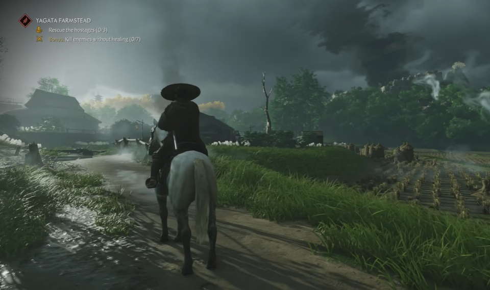 Ghost of Tsushima - How to Farm Iron and Steel