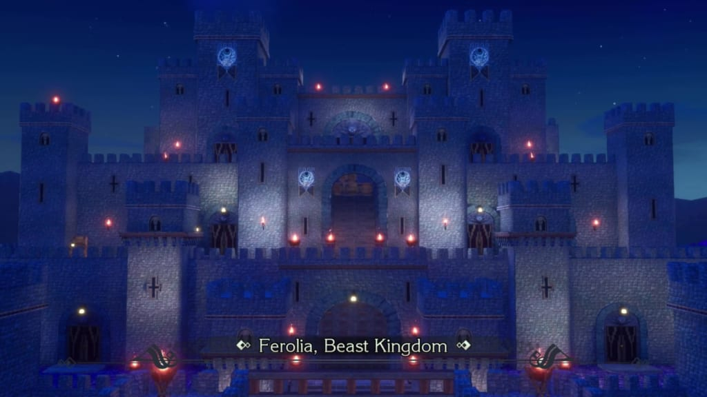 Trials of Mana Remake - Chapter 4: Rescue Faerie in Kindgom of Ferolia