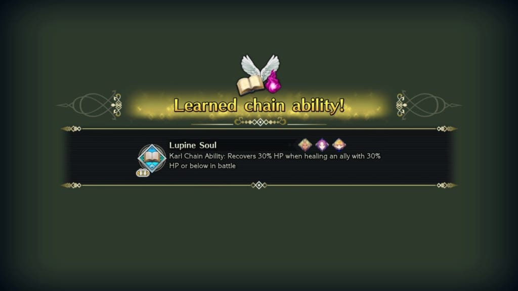 Trials of Mana Remake - Chapter 4: Rescue Faerie in Kingdom of Ferolia - Lupine Soul Chain Ability