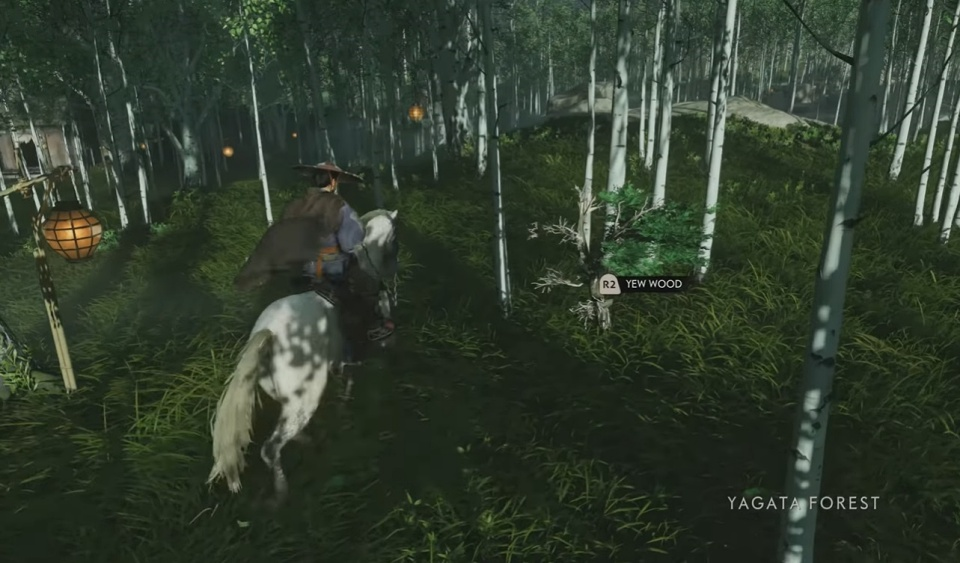 Ghost of Tsushima - Horse Guide