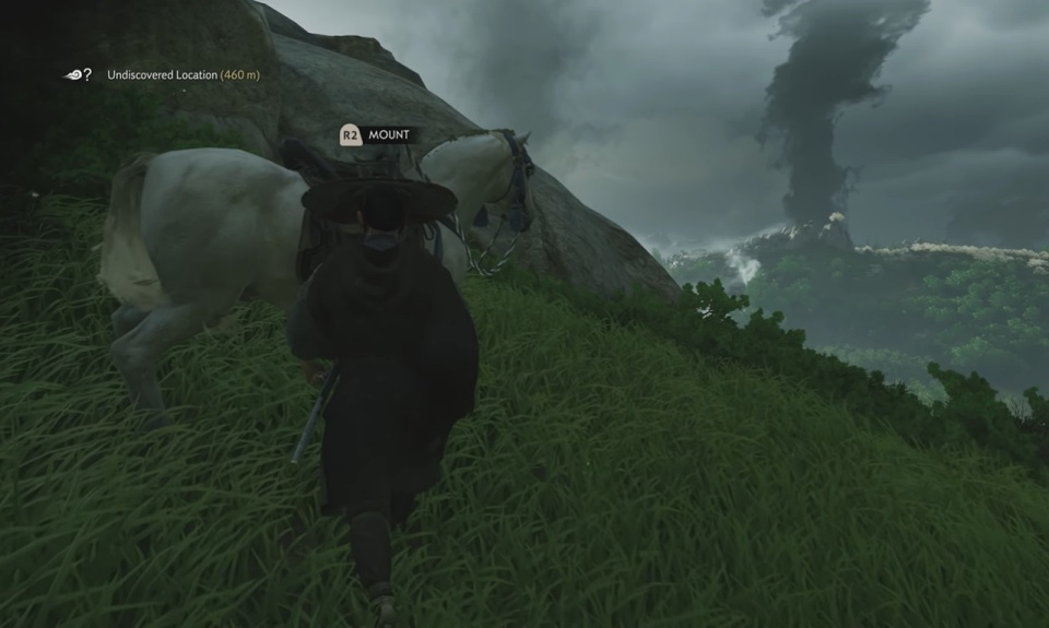 Ghost of Tsushima - Permanent Events