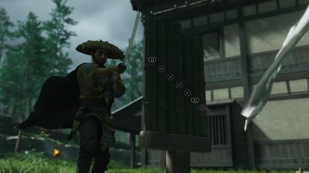 Ghost of Tsushima - All Bamboo Strikes Locations