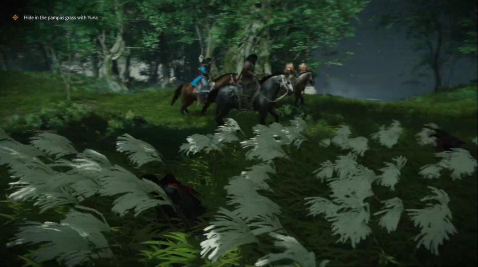 Ghost of Tsushima - Main Story Prologue Walkthrough