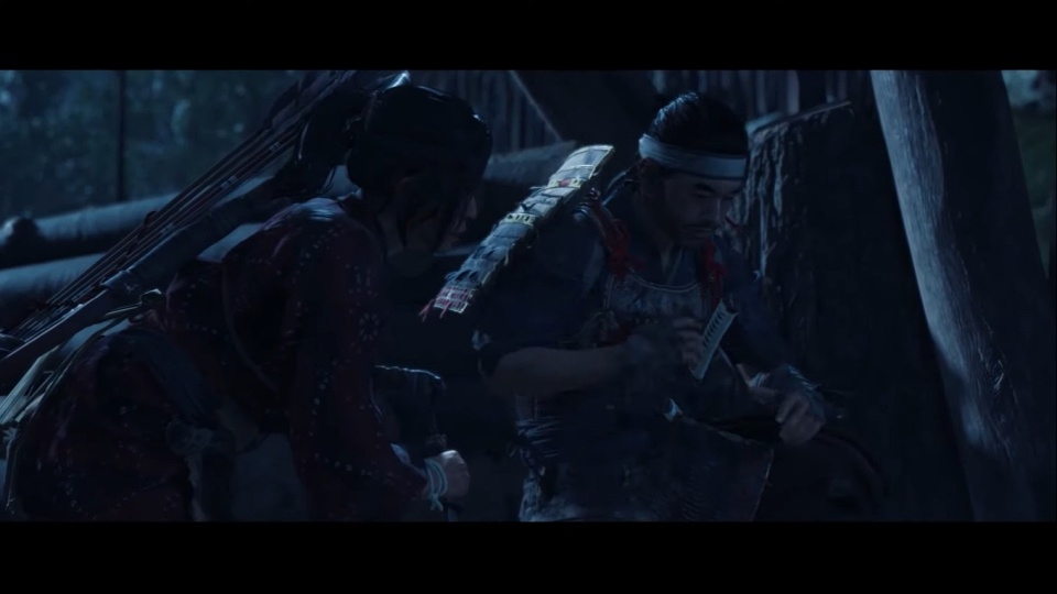 Ghost of Tsushima - The Warrior's Code Walkthrough