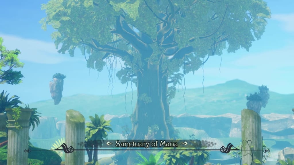 Trials of Mana Remake - Chapter 4: Sanctuary of Mana