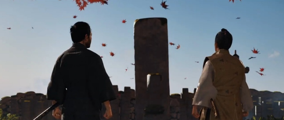Ghost of Tsushima - Ending Choices