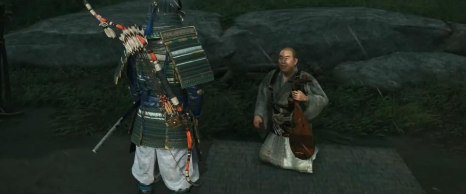 Ghost of Tsushima - The Legend of Tadayori Walkthrough