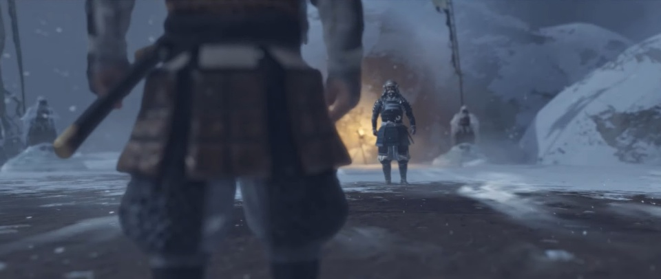 Ghost of Tsushima - The Undying Flame Walkthrough