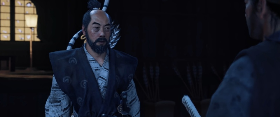 Ghost of Tsushima - The Sensei and the Student Walkthrough