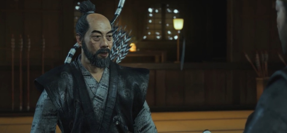 Ghost of Tsushima - The Past Never Passes Walkthrough