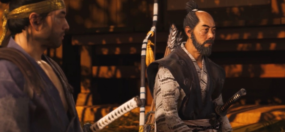 Ghost of Tsushima - The Way of the Bow Walkthrough