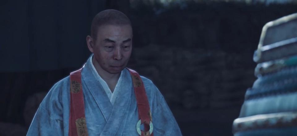 Ghost of Tsushima - The Traitor Walkthrough