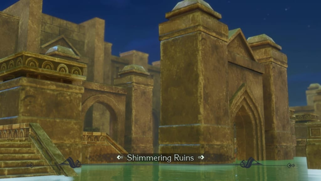 Trials of Mana Remake - Chapter 5: Shimmering Ruins