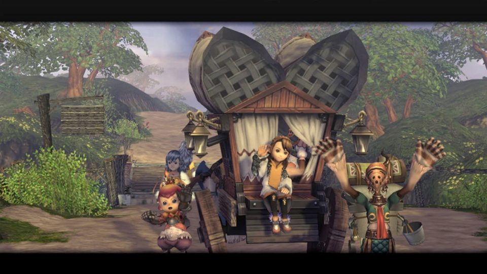 Final Fantasy Crystal Chronicles: Remastered Edition - Races